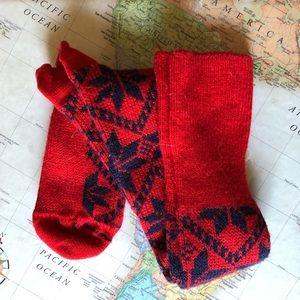 Accessories - Vintage Ski Socks